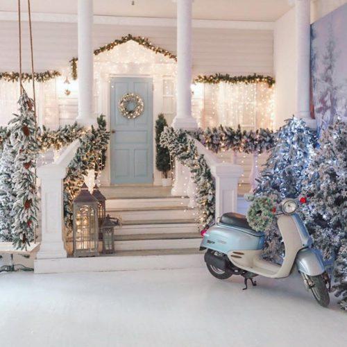 Зал Сканди - Новый год